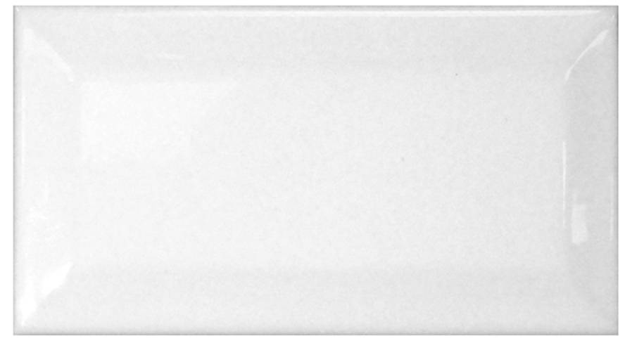 Beltile Beveled Edge Subway Tile 3x6 White Glossy And Stone Including Hexagon
